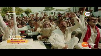 ZEE5 TV Spot, 'Kaagaz' - Thumbnail 7