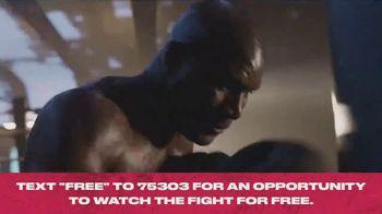 Triller TV Spot, 'Legends II: Holyfield vs. Belfort' - 20 commercial airings