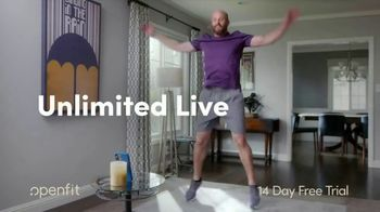 openfit TV Spot, 'Welcome: Unlimited Live Classes' - Thumbnail 3