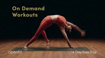 openfit TV Spot, 'Welcome: Unlimited Live Classes' - Thumbnail 6
