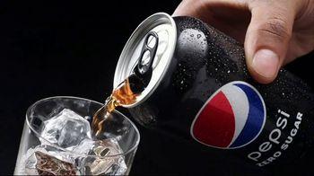 Pepsi Zero Sugar TV Spot, 'Catching Up on Work'