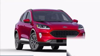 2022 Ford Escape TV Spot, 'Built For You, By You' [T2] - Thumbnail 3