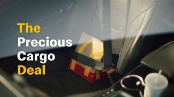 McDonald's 2 for $3 Mix and Match TV Spot, 'The Precious Cargo Deal: McChicken, McDouble & Fries'