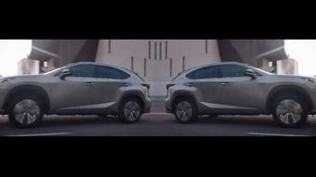 Lexus NX TV Spot, 'Brilliant' [T1] - Thumbnail 9