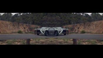 Lexus NX TV Spot, 'Brilliant' [T1] - Thumbnail 3