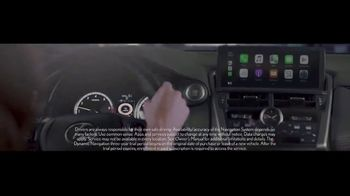Lexus NX TV Spot, 'Brilliant' [T1] - Thumbnail 7