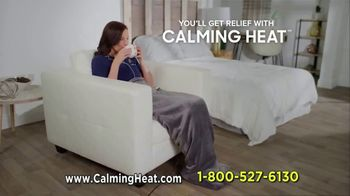 Calming Heat TV Spot, 'Relieve Aches and Pain: 50%'
