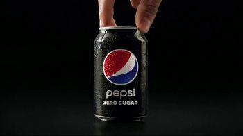 Pepsi Zero Sugar TV Spot, 'Hail Mary Video Game Playbook' - Thumbnail 1