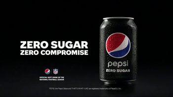 Pepsi Zero Sugar TV Spot, 'Hail Mary Video Game Playbook' - Thumbnail 7
