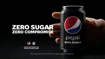 Pepsi Zero Sugar TV Spot, 'Hail Mary Video Game Playbook' - Thumbnail 6