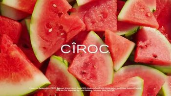 CÎROC Summer Watermelon TV Spot, 'Back This Summer' - Thumbnail 1