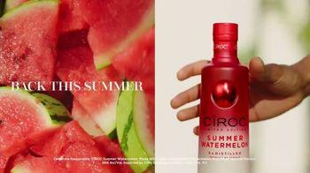 CÎROC Summer Watermelon TV Spot, 'Back This Summer' - Thumbnail 4