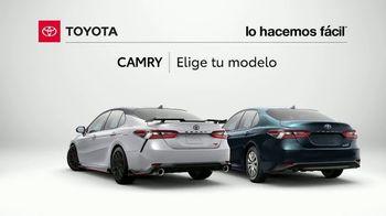 Toyota Camry TV Spot, 'Elegante' [Spanish] [T2]