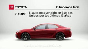 Toyota Camry TV Spot, 'Elegante' [Spanish] [T2] - Thumbnail 5