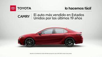 Toyota Camry TV Spot, 'Elegante' [Spanish] [T2] - Thumbnail 6