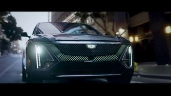 2023 Cadillac LYRIQ TV Spot, 'Boldly Defy Expectation' [T1] - Thumbnail 1