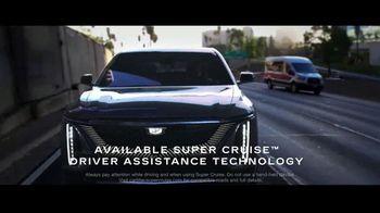 2023 Cadillac LYRIQ TV Spot, 'Boldly Defy Expectation' [T1] - Thumbnail 2