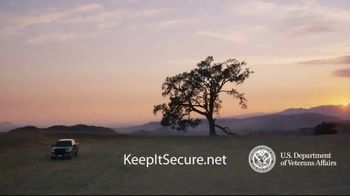 U.S. Department of Veterans Affairs TV Spot, 'Keep It Secure: Simple Lock' - Thumbnail 9
