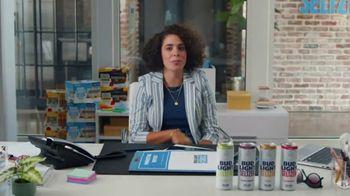 Bud Light Seltzer TV Spot, 'O-Lineman' Featuring Nick Mangold