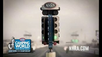 NHRA Camping World Drag Racing Series TV Spot, 'Speed for All' Song by Grace Mesa