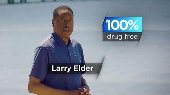 Relief Factor 3-Week Quickstart TV Spot, 'The Secret to Living' Featuring Larry Elder