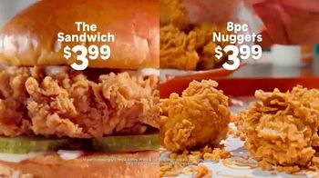 Popeyes TV Spot, 'Lots of Ways to Love That Chicken From Popeyes' - Thumbnail 6