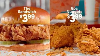 Popeyes TV Spot, 'Lots of Ways to Love That Chicken From Popeyes' - Thumbnail 7