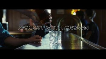 Crown Royal TV Spot, 'Kick Off With Crown: Announcement Film' Song by Cliff Thomas - Thumbnail 7