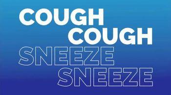 Alka-Seltzer Plus Severe Cold & Flu Powerfast Fizz TV Spot, 'Bounce Back'