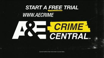A&E Crime Central TV Spot, 'From Crime to Punishment' - Thumbnail 7