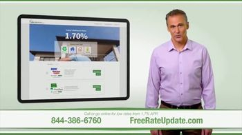 FreeRateUpdate.com TV Spot, 'Shop for a Mortgage Online: Tom and Michelle'