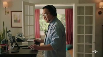 Bank of America Customized Cash Rewards Credit Card TV Spot, 'Productive Home Office'