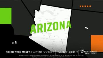 DraftKings TV Spot, 'Arizona: Double Your Money if a Point is Scored' - Thumbnail 2