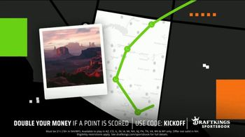 DraftKings TV Spot, 'Arizona: Double Your Money if a Point is Scored' - Thumbnail 4