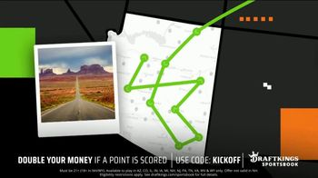 DraftKings TV Spot, 'Arizona: Double Your Money if a Point is Scored' - Thumbnail 5