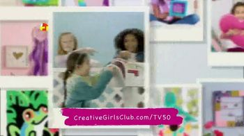 Annie's Kit Clubs TV Spot, '50% Off Your First Shipment'