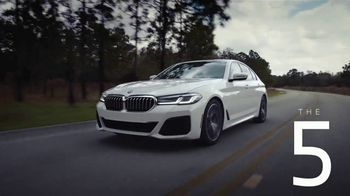 BMW TV Spot, 'The Ultimate Sedan Collection' [T2] - Thumbnail 6