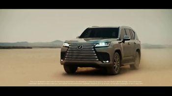2022 Lexus LX TV Spot, 'Live the Life Uncharted' [T1]
