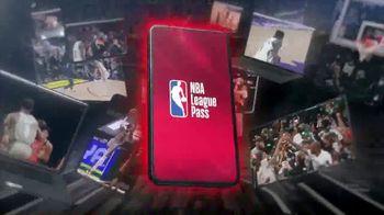 NBA League Pass TV Spot, 'Stream More'