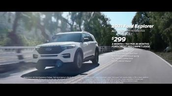 Ford TV Spot, 'SUV of the Future: Explorer and Escape' [T2] - Thumbnail 9