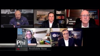 Phil in the Blanks TV Spot, 'Behavior Panel Experts Are Back'