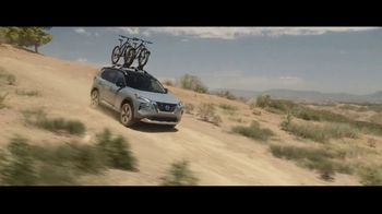2021 Nissan Rogue TV Spot, 'Basic Lake' [T2] - 73 commercial airings