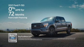 2021 Ford F-150 TV Spot, 'Truck of the Future: F-150: Tailgate Work Surface' [T2] - Thumbnail 8