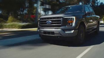 2021 Ford F-150 TV Spot, 'Truck of the Future: F-150: Tailgate Work Surface' [T2] - Thumbnail 2
