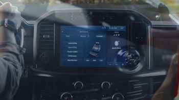 2021 Ford F-150 TV Spot, 'Truck of the Future: F-150: Tailgate Work Surface' [T2] - Thumbnail 6