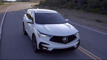 2021 Acura RDX TV Spot, 'Built to Thrill' [T2]