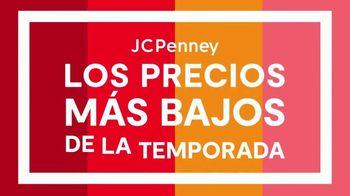 JCPenney Los Precios más Bajos de la Temporada TV Spot, 'Botines, denim, toallas de baño' [Spanish]