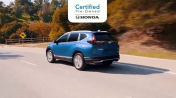 Honda Certified Pre-Owned TV Spot, '182-Point Inspection' [T2]
