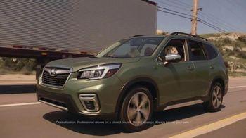 2022 Subaru Forester TV Spot, 'Dog Tested: Honk' [T2] - Thumbnail 2