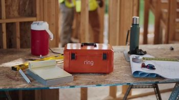 The Home Depot TV Spot, 'Ring Jobsite Security'